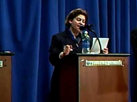 Earl Sholley-Barney Frank- Susan Allen Debate - Part Three