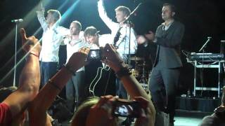 """a-ha """"Take On Me"""" HD Live from Nokia Theater New York City 5-6-2010"""