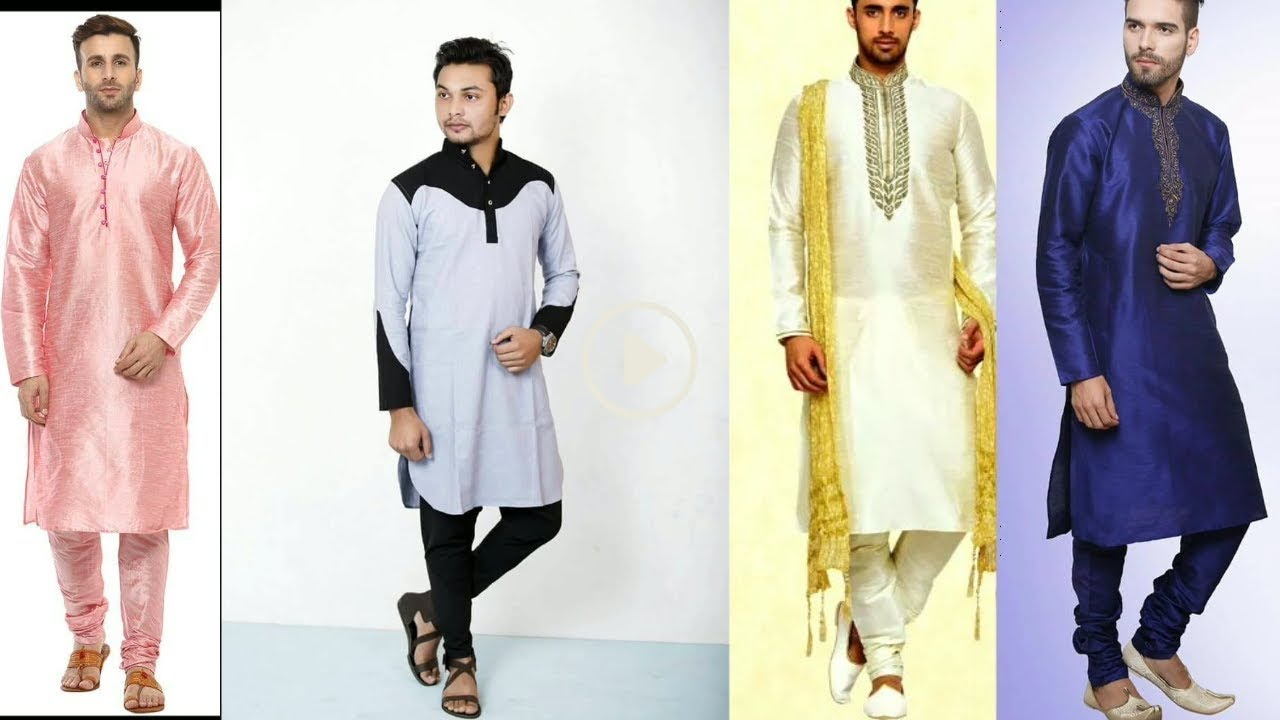 Punjabi Kurta Designs For Boys Latest Kurta Pajama Designs Youtube