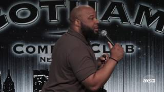 Mike Paramore stand up comedy Live at Gothum NYC
