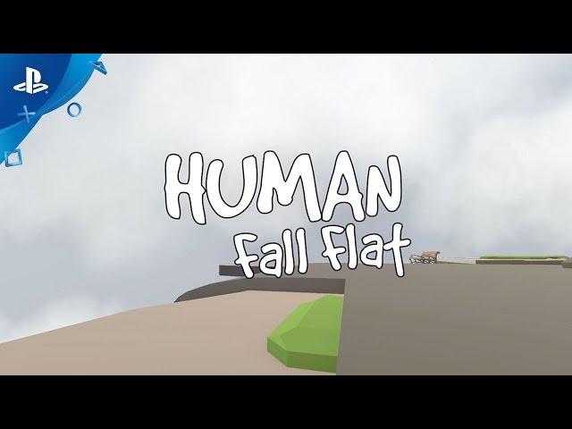 Human: Fall Flat - Launch Trailer | PS4