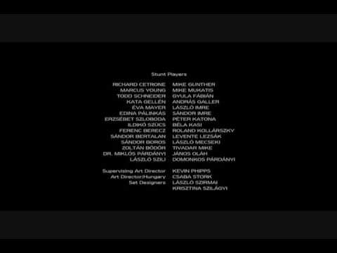 Underworld credits +full+
