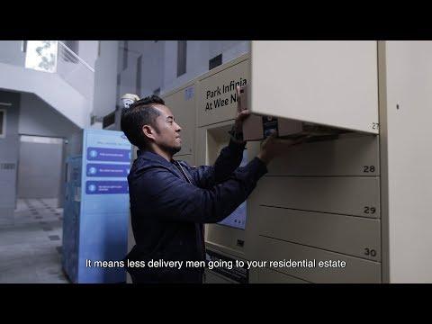 Singapore Delivery Concierge Marketing Video 1
