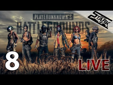 Playerunknown's Battlegrounds - 8.Rész (Kell egy mini14) - Stark LIVE