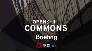9 Steps To Awesome With Kubernetes - Burr Sutter  Red Hat  @openshiftcommon Briefing