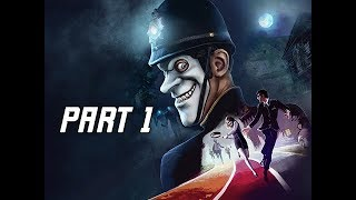 WE HAPPY FEW Walkthrough Part 1 - FIRST HOUR!!! (PC Let's Play Commentary)