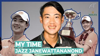 My Time with Jazz Janewattananond   In Partnership with Rolex