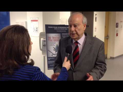 Interview with Ambassador Akbar Ahmed