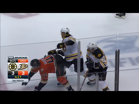 Brad Marchand Cheapshot and Getting Hit Compilation - 'Little Ball of Hate' Part 2: The Worst of