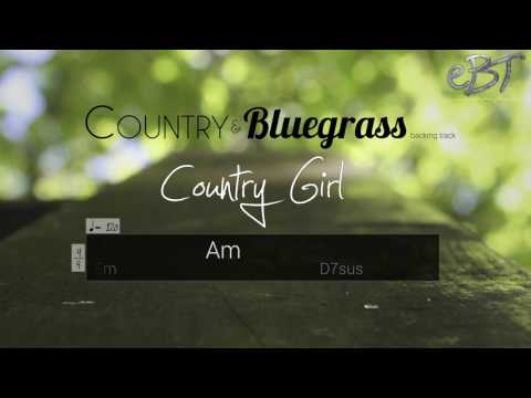 Country & Bluegrass Backing Track in G Major | 120 bpm