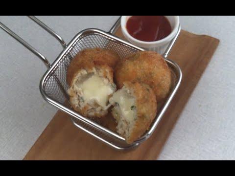 les-croquettes-de-poulet-a-la-mozzarella-كروكيت-الدجاج