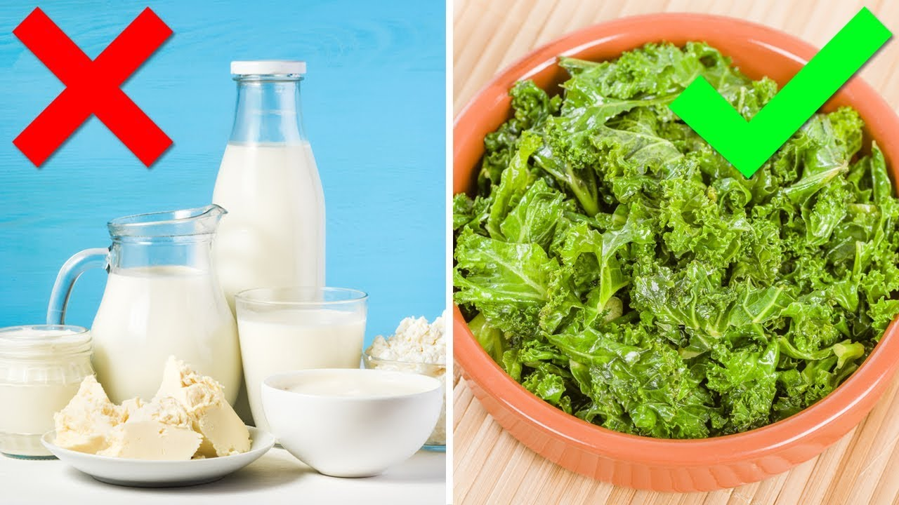 Top 10 Calcium Rich Foods (Dairy Free)