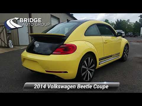 Used 2014 Volkswagen Beetle Coupe 2.0T Turbo GSR, Berlin, NJ 22305