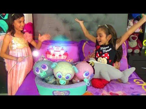 Ksi Meritos Glito y el HADA MADRINA!! Love my Toys