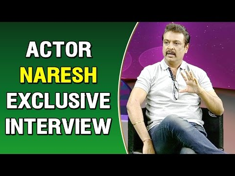 Actor Naresh Exclusive interview || Weekend Guest || Full Video || NTV