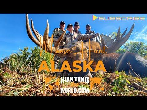 Alaskan Yukon Moose Hunt 2020 Version 2