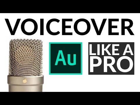 Make Your Voice Over Sound Professional
