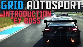 Grid Autosport Let's Play | The Introduction | #1 [PC Hard]