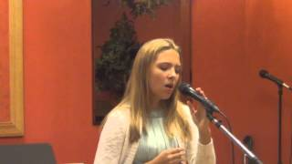 To Where You Are (Josh Groban) - cover by 13 year old Agne G.