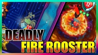 Fire Rooster COMIN 39 IN CLUTCH Control Impfinity Deck Gameplay