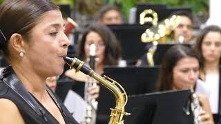 01  Maureen Ramírez   Concertino para Sax Alto y Banda Sinfónica de Luciano Eliécer Brenes Aguilar