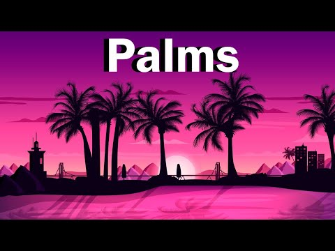 Jazzy Beats - Palms - Lofi Hip Hop Jazz Music to Relax, Study, Work and Chill