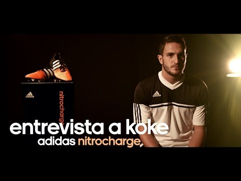 SoloporterosTV entrevista a Koke (Atlético del Madrid) ● adidas nitrocharge