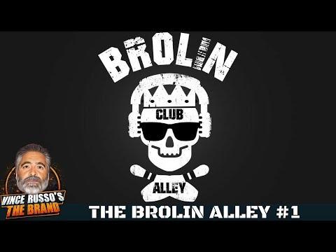 THE BROLIN ALLEY #1 w/ Kenny Bolin