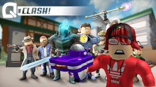 Roblox - Another Overwatch Game In Roblox - Q-Clash