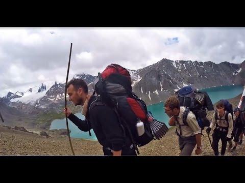 KPE-Großfahrt 2016 nach Kirgistan