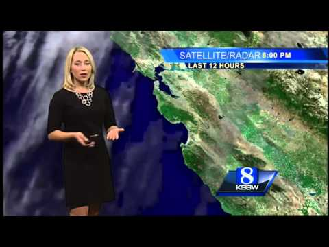 Start your Saturday with KSBW Weather from Tracy 2.14.15