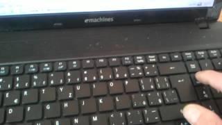 klávesnice - funkčnost