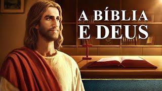"""Filme gospel completo dublado """"A Bíblia e Deus"""" Como conhecer a relação entre a Bíblia e Deus"""