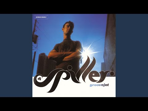 Groovejet (If This Ain't Love) (Spiller's Radio Edit)