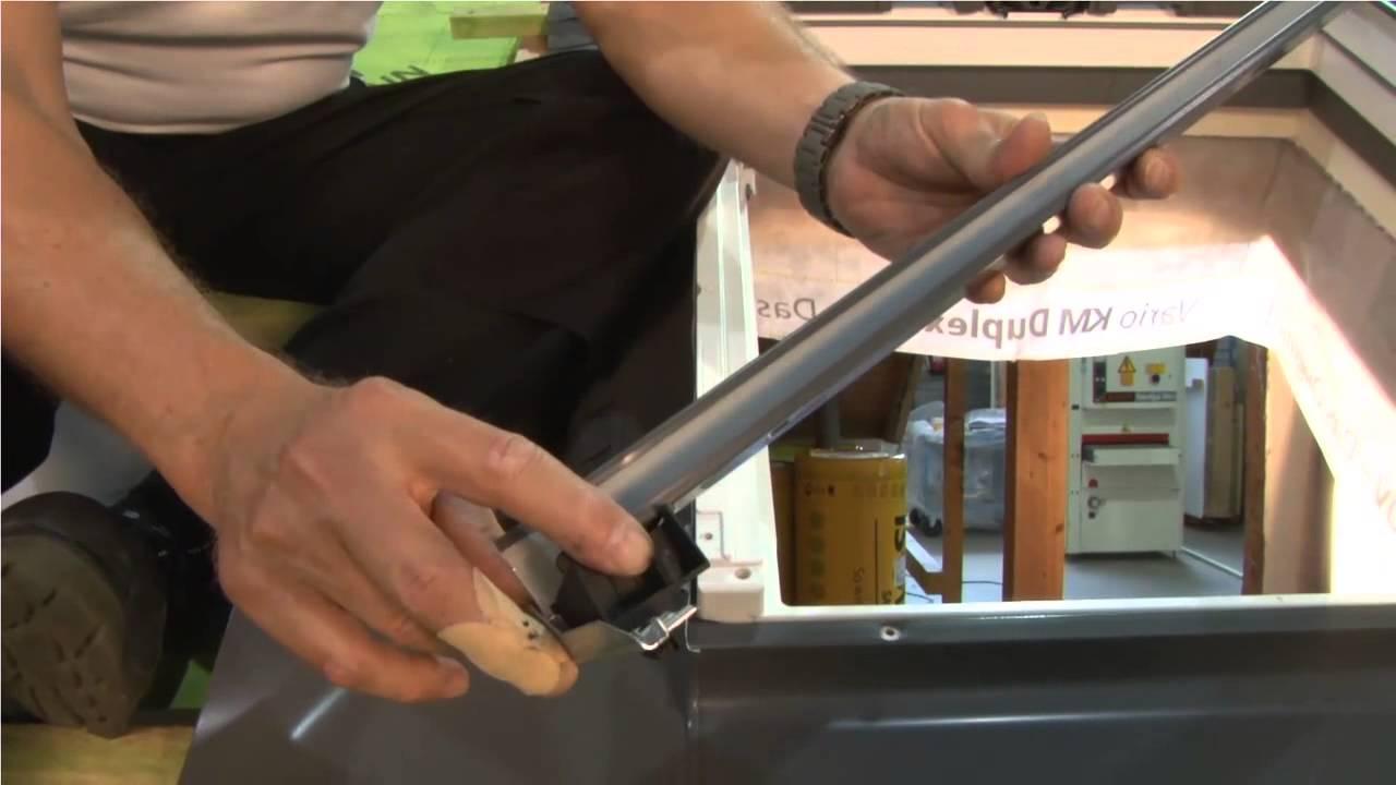 ✓ einbau velux dachfenster teil 2 ☆ web tv für handwerker - youtube
