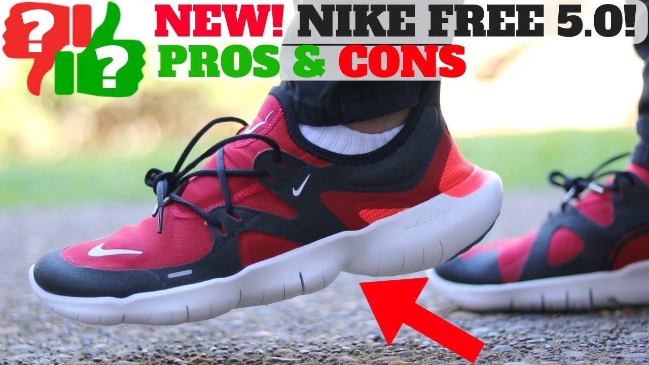 huge discount fe7db 5daaa Worth Buying 2019 NEW Nike Free RN 5.0 Review (Pros  Cons) -