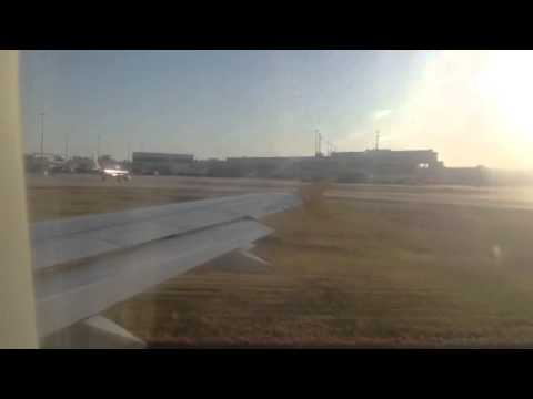 Tiger Airways Flight From Melbourne To Cairns Taxi Down Run