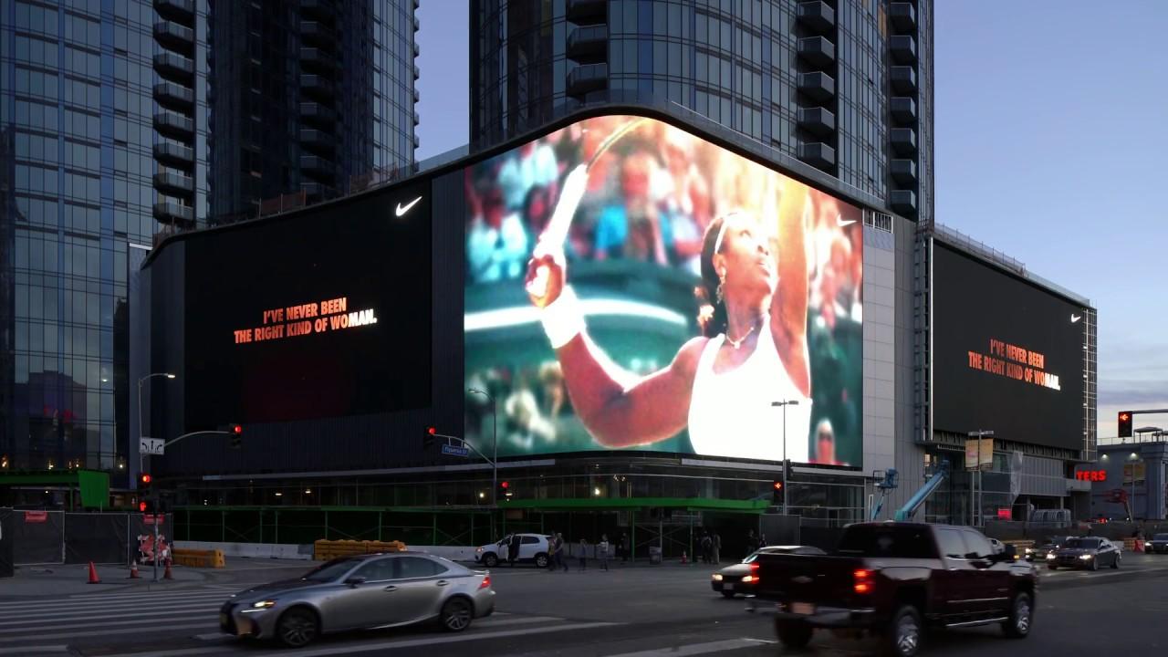 Check Out Circa's 18,000-Square-Foot LED Screens in Action | Urbanize LA