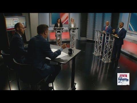 Denver mayoral debate 2019