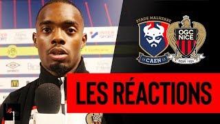 Caen 1-1 Nice : les réactions