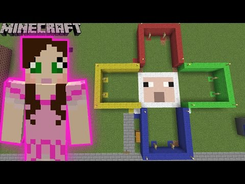 Minecraft: THE MEMORY GAME - GALAXY WORLD PARK - Custom Map [9]
