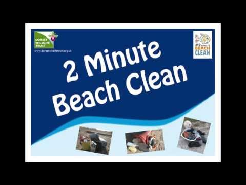 2 Minute Beach Clean  by Phil Abraham
