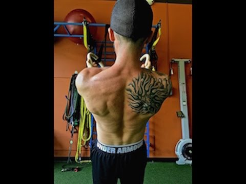 5 Exercises To Maximize Your Scapular Stability