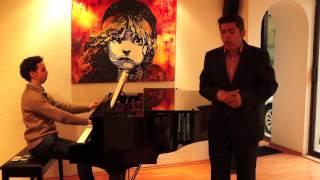 DI PROVENZA IL MAR, IL SUOL. Josué Cerón, baritone. Angel Rodríguez, piano.