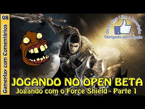 CABAL 2 GAMEPLAY – Só tem BR nesse jogo ? Que comece a zoeira no open beta