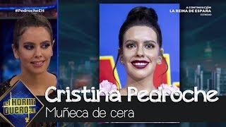 Cristina Pedroche se sincera sobre su figura de cera: