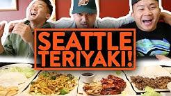 CLASSIC TERIYAKI CHICKEN IN SEATTLE w/ @JChim  - Fung Bros Food