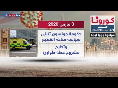 كورونا المستجد وبوريس جونسون.. مواجهة وجها لوجه  - نشر قبل 1 ساعة