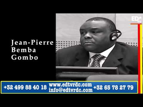 LA CPI: AFFAIRE JP BEMBA COUPABLE OU NON COUPABLE, LE VERDICT LE 21 MARS...