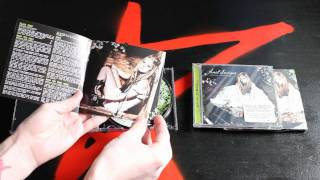 Avril Lavigne Goodbye Lullaby Unboxing